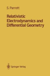 Relativistic Electrodynamics and Differential Geometry