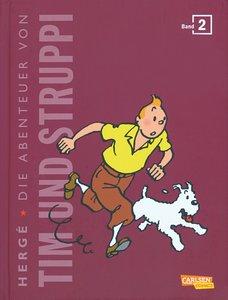 Tim und Struppi Kompaktausgabe 02. Tim in Amerika