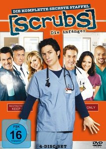 Scrubs: Die Anfänger - Die komplette sechste Staffel