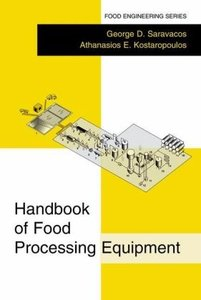 Handbook of Food Processing Equipment