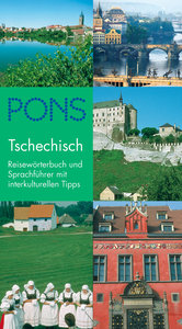PONS Reisewörterbuch Tschechisch