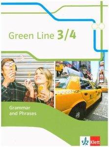 Green Line. Grammar, Skills and Phrases 7./8. Klasse. Bundesausg