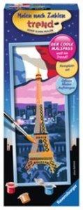 Ravensburger 284467 - Eiffelturm - Malen nach Zahlen, trend, MNZ
