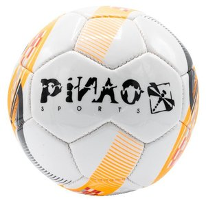 PiNAO Sports PIN Mini Fußball (Orange/Schwarz)
