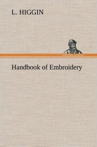Handbook of Embroidery