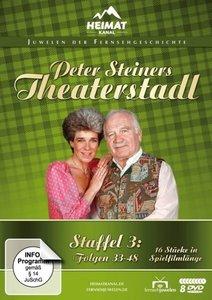 Peter Steiners Theaterstadl - Staffel 3: Folgen 33-48