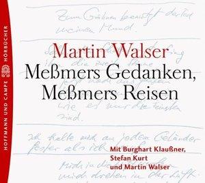 Meßmers Gedanken, Meßmers Reisen, 1 Audio-CD