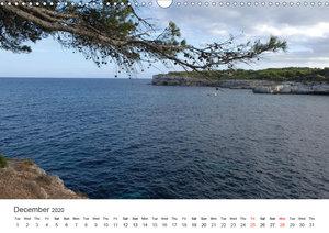 Majorca - the East Island of Dreams (Wall Calendar 2020 DIN A3 L