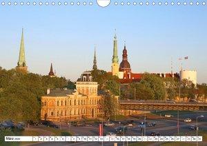 Landmarken der Ostsee (Wandkalender 2020 DIN A4 quer)
