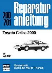 Toyota Celica 2000 ab Juli 1981