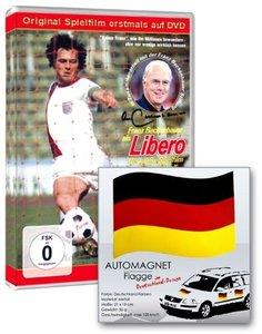 Libero - Der Spielfilm über Franz Beckenbauer (+ 1 Automagnetfla