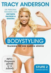 Bodystyling-Fortgeschritten,Stufe 2
