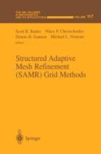 Structured Adaptive Mesh Refinement (SAMR) Grid Methods