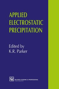 Applied Electrostatic Precipitation