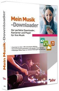 Mein Musik-Downloader/CD-ROM