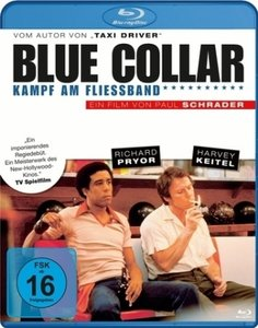 Blue Collar - Kampf am Fließband, Blu-ray