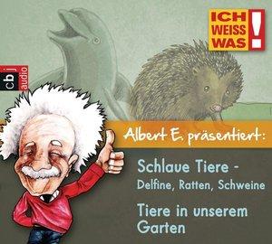 Albert E erklärt: Tiere in unserem Garten & Schlaue Tiere