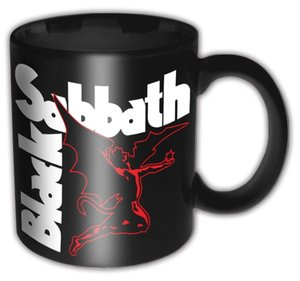 Black Sabbath Demon Boxed Mug
