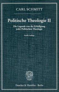 Politische Theologie II