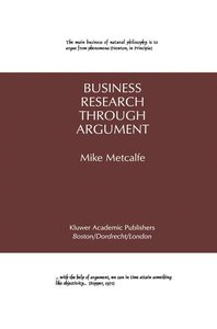 Business Research Through Argument