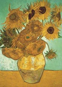 Van Gogh, Sonnenblumen - 500 Teile Puzzle