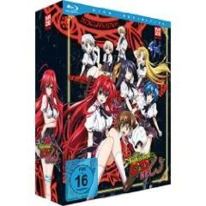 Highschool DXD New - Blu-ray 1 + Sammelschuber