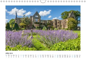 The Beauty of Southern England (Wall Calendar 2018 DIN A4 Landsc