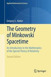 The Geometry of Minkowski Spacetime