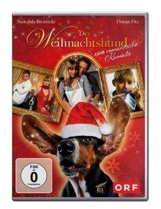 Der Weihnachtshund, 1 DVD