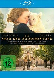 Die Frau des Zoodirektors, Blu-ray