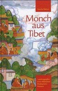Mönch aus Tibet