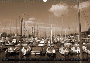 Hafen - Impressionen Hansestadt Wismar (Wandkalender 2019 DIN A3