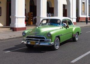 Cuba Cars (Posterbuch DIN A4 quer)