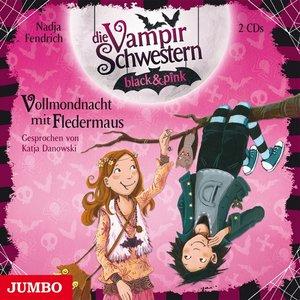 Die Vampirschwestern Black&Pink (2.) Vollmondnacht