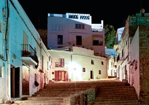Ibiza by night (Posterbuch DIN A3 quer)