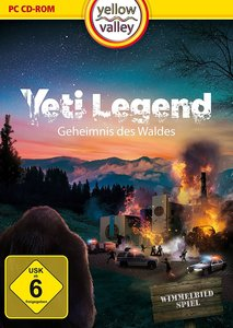Yellow Valley: Yeti Legend - Geheimnis des Waldes (Wimmelbild-Sp