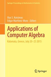 Applications of Computer Algebra