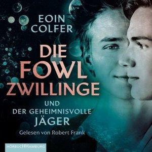 Die Fowl-Zwillinge und der geheimnisvolle Jäger, 2 MP3-CD