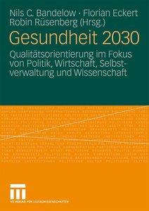 Gesundheit 2030