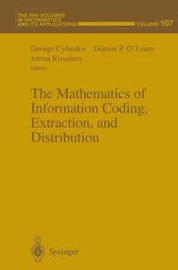 The Mathematics of Information Coding, Extraction and Distributi