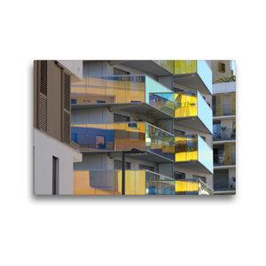 Premium Textil-Leinwand 45 cm x 30 cm quer Residence Koh-I-Noor
