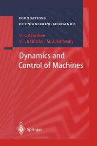 Dynamics and Control of Machines