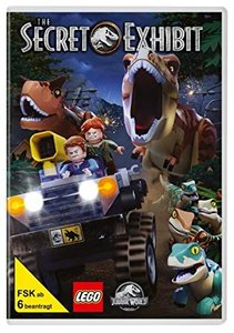 Lego Jurassic World - Neue Attraktion, 1 DVD