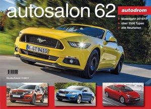 autosalon 62 autoparade autodrom Modelle 2016/2017