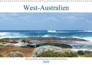 West-Australien (Wandkalender 2020 DIN A3 quer)