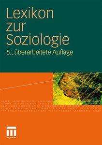 Lexikon zur Soziologie