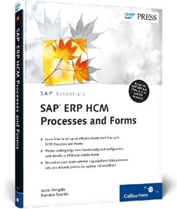 SAP ERP HCM Processes and Forms