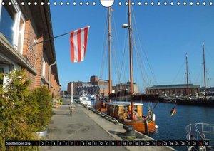 Stadt Wismar 2019 (Wandkalender 2019 DIN A4 quer)