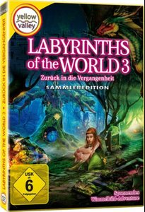 Labyrinths of the World 3, Zurück in die Vergangenheit, 1 DVD-RO