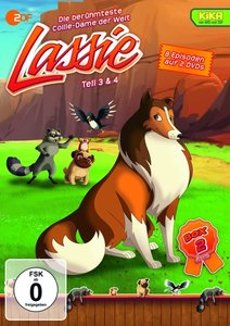 Lassie-Die Neue Serie-Box 2 (2xDVD)